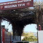 Centro Sportivo Sant'Agata: da lunedì sarà della Reggina