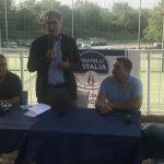 """Elezioni Regionali 2021, Marziale: """"Lo sport come fonte di sviluppo e lavoro per i giovani"""""""
